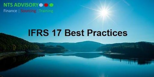 IFRS 17 : Les bonnes pratiques à mettre en oeuvre