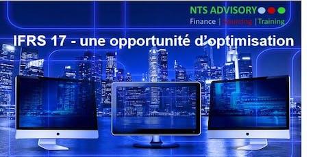 IFRS 17 - Une opportunité d'optimisation billets