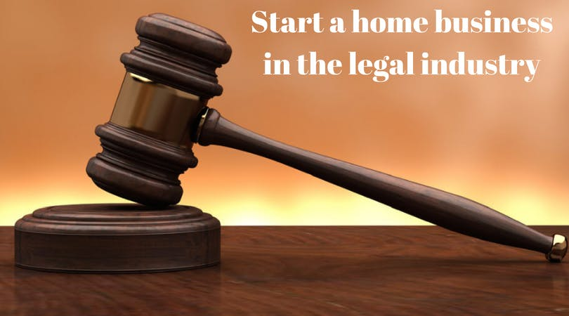 Starting a Home Business in the Legal Industr