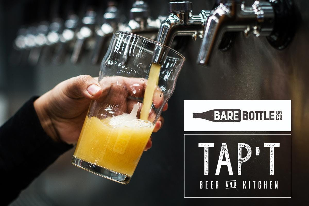 Epic Barebottle Tap Takeover