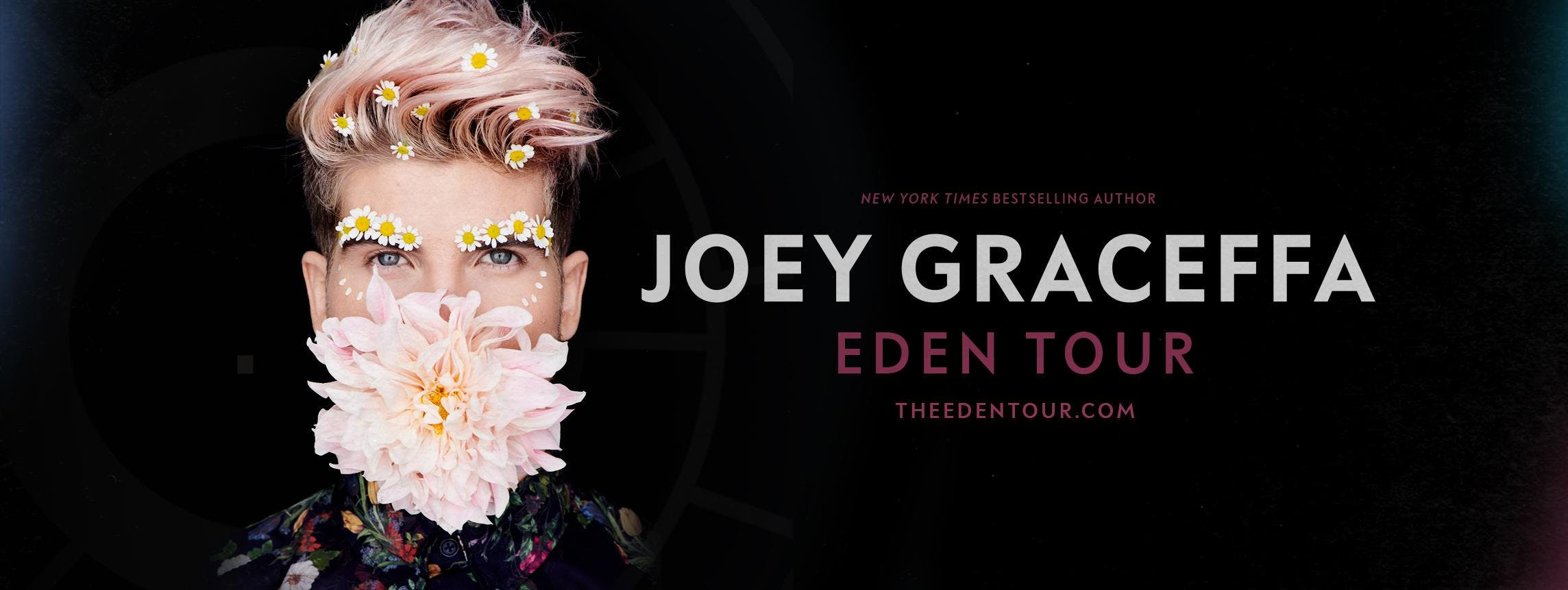 Joey graceffa eden tour swedish american hall tickets mon oct about this event m4hsunfo