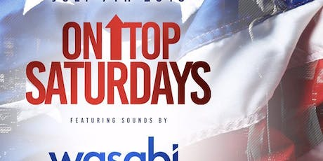FREE SATURDAYS @ Skyroom rooftop FREE DRINK TICKETS  tickets