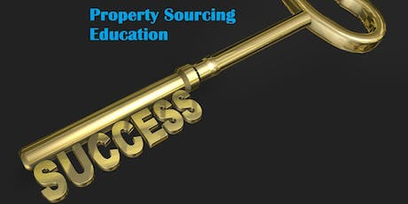 Property Sourcing Education tickets