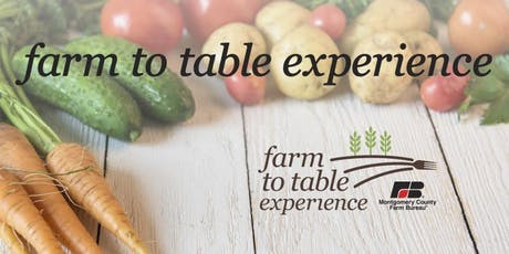 2019 Farm to Table Dinner tickets