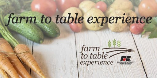 2019 Farm to Table Dinner