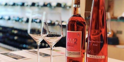 Sunday Afternoon Rosé Wine Tasting