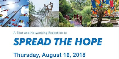 """City of Hope: A Tour & Networking Reception to """"Spread the Hope"""""""