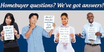 Free WSHFC Homebuyer Education - Renton