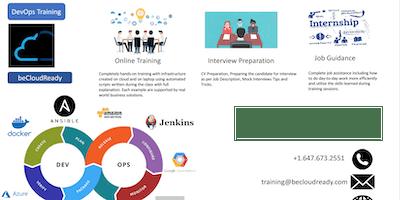 DevOps training, Ansible,Python,Jenkins, AWS Cloud, Azure