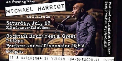 Birmingham al spoken word events eventbrite an evening with michael harriot friends solutioingenieria Images