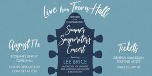 Live from Town Hall - Featuring Lee Brice and Friends