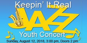 Keepin' it Real Jazz Youth Concert 2018
