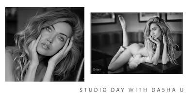 Studio Day with Dasha U!