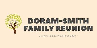 Doram-Smith Family Reunion