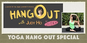 YOGA Hang Out with Judy