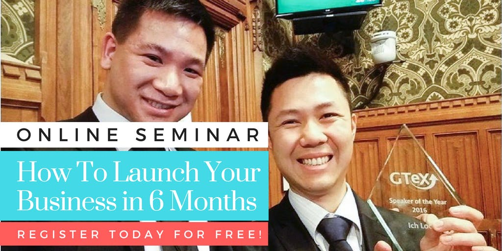 FREE - HOW TO START A BUSINESS TURNING PASSIO
