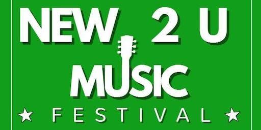 NEW 2 U Music Festival