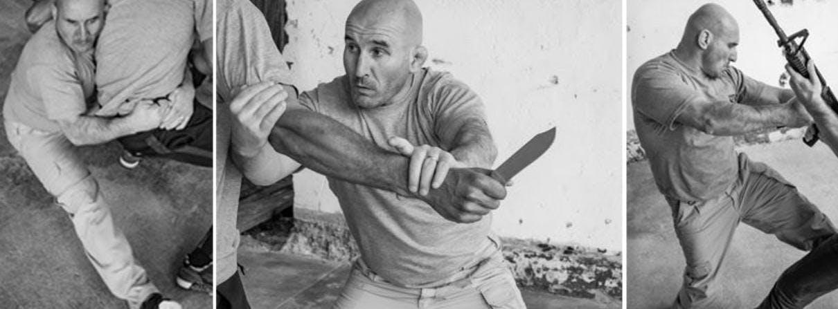 Dealing with Aggression: Krav Maga Self-Defen