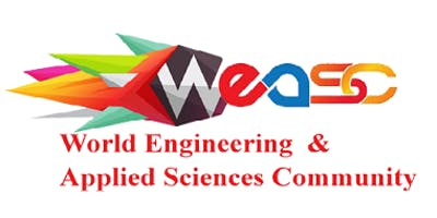 WEASC International Conference Software Applications, Agricultural, Smart Materials, Environment, Engineering & Applied Sciences (SAASM)
