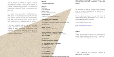 Le nuove norme sulla Privacy Novità - Adempimenti – Sanzioni Contrasto all'abusivismo: istruzioni per l'uso 'inasprimento della pena e delle sanzioni amministrative economiche e accessorie'