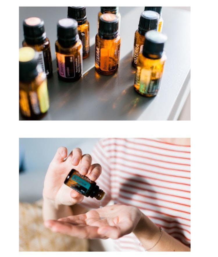 Muma & Babies: Essential Oils // Nature's Med