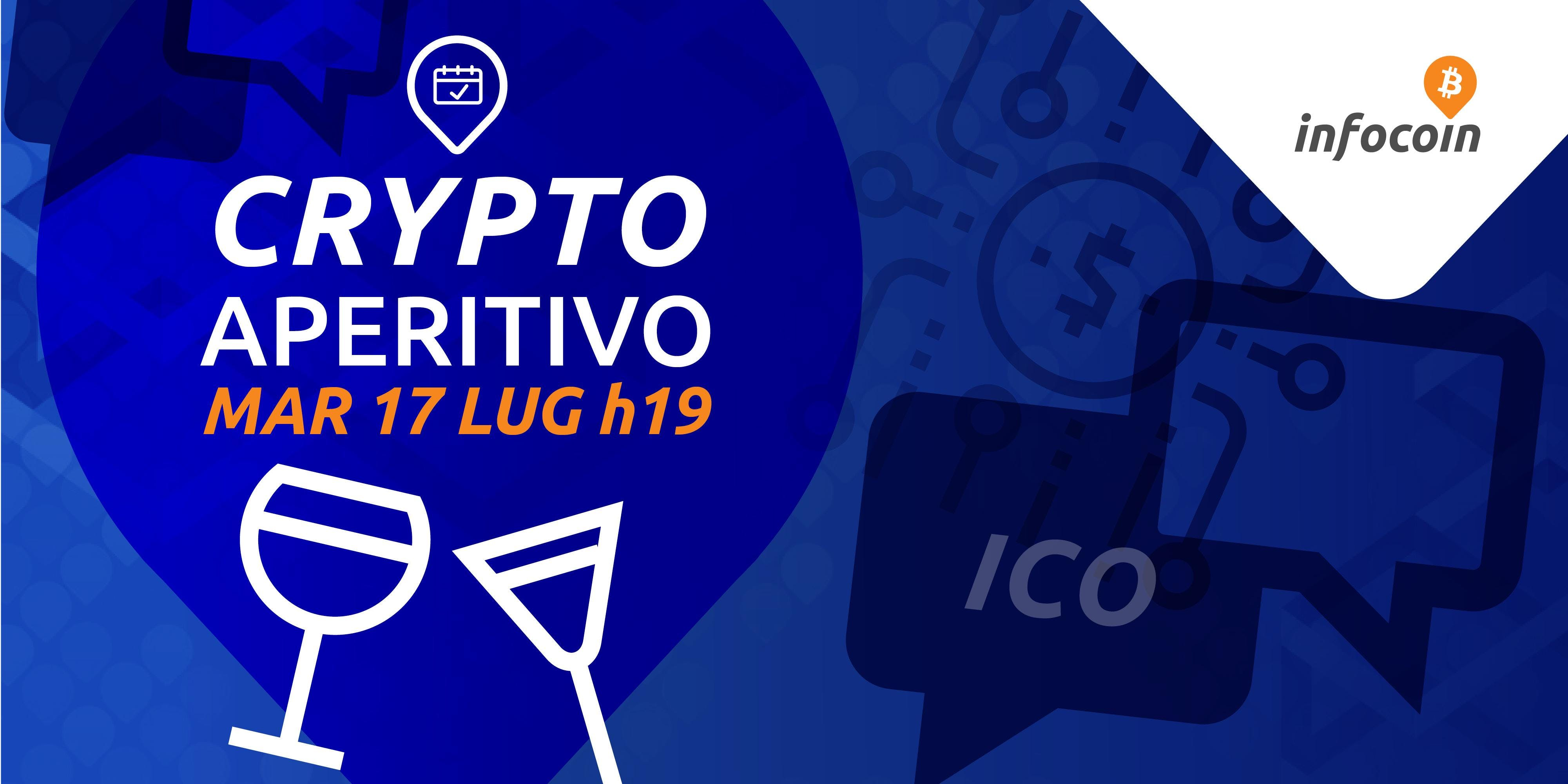 Crypto Aperitivo summer time