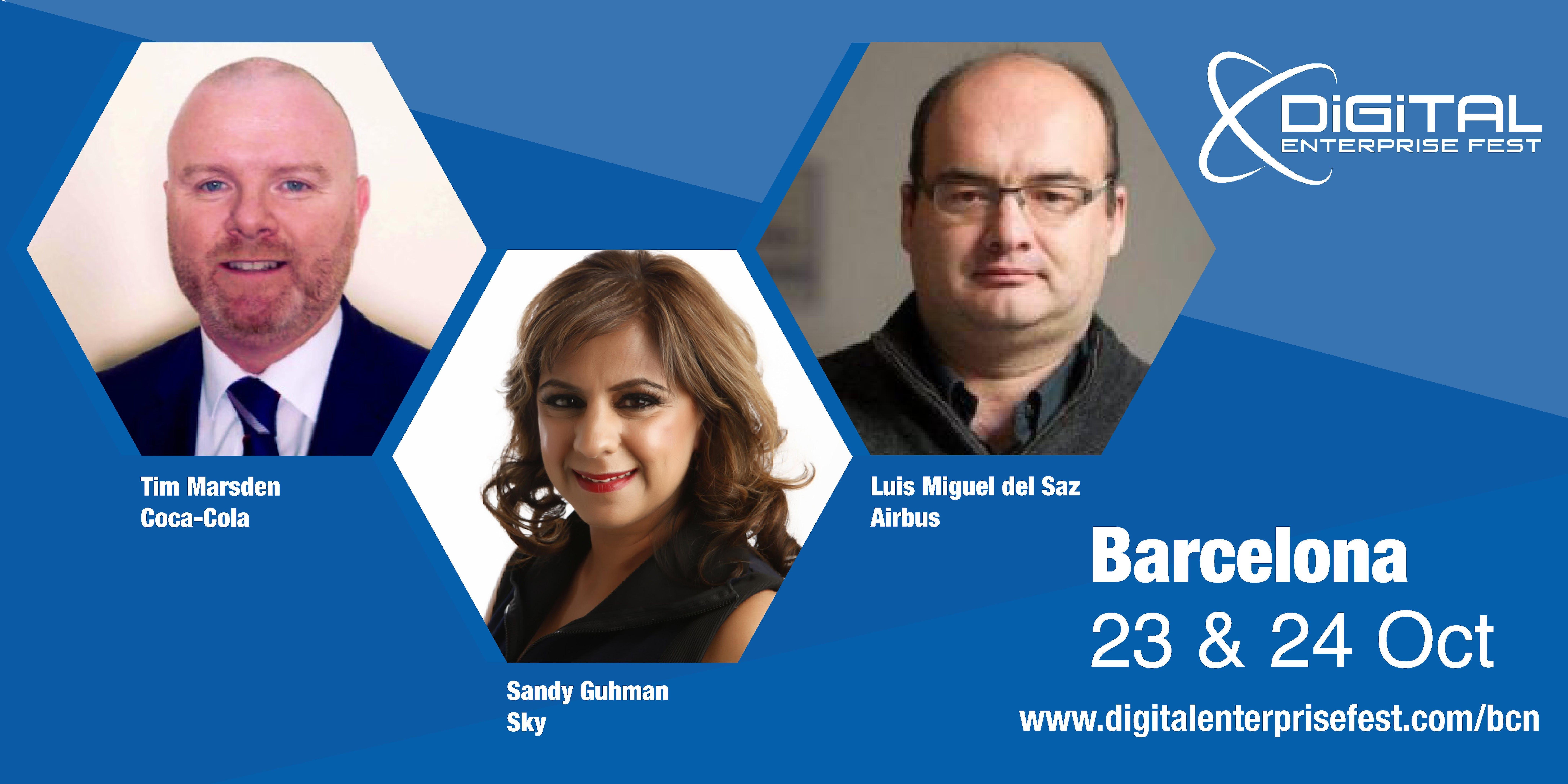 Barcelona Digital Enterprise Festival