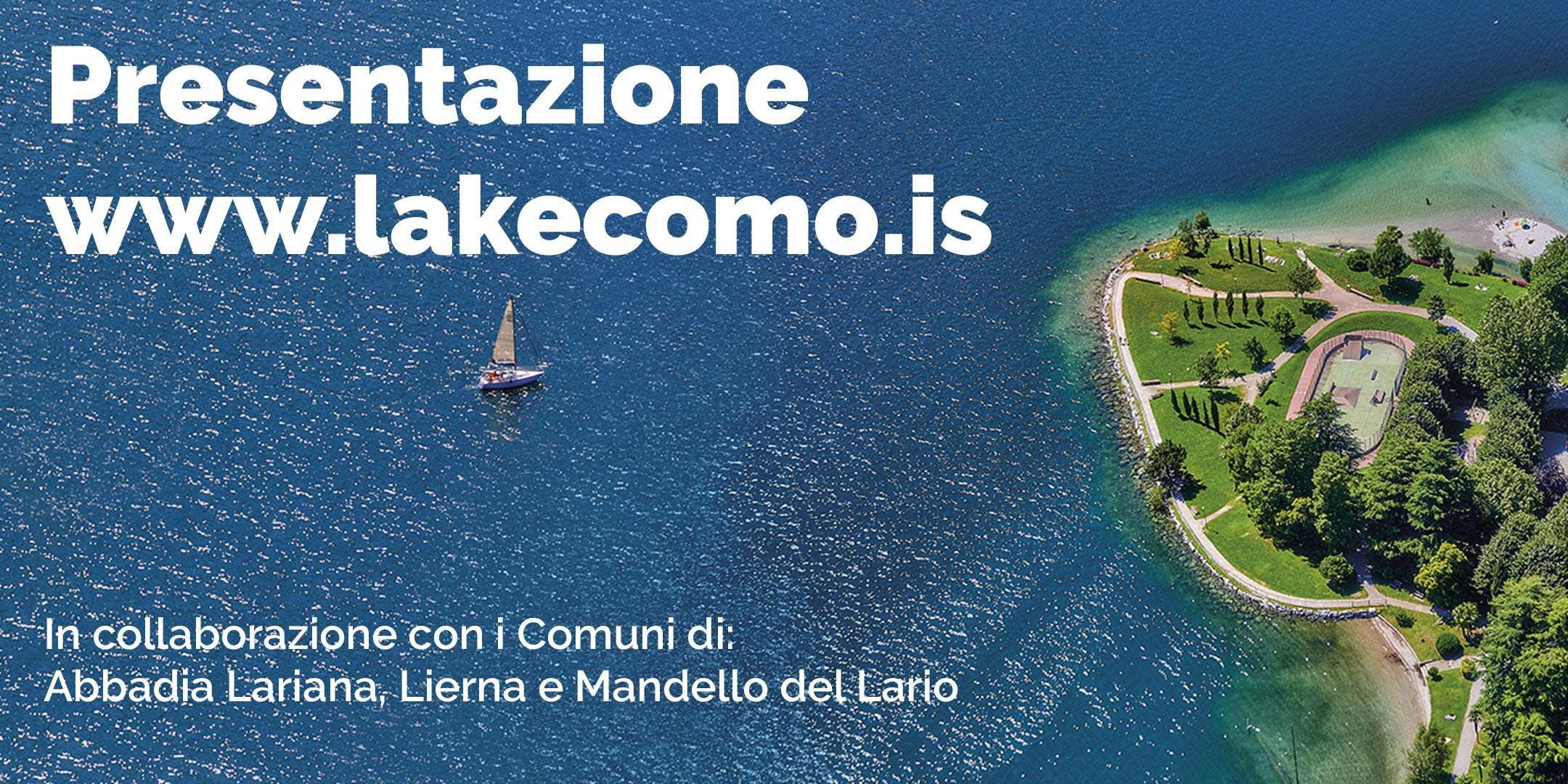 Presentazione www.lakecomo.is - Abbadia Laria