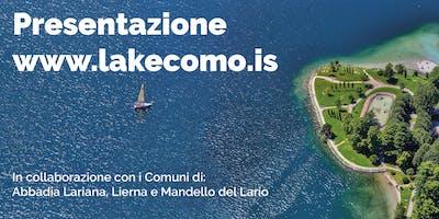 Presentazione www.lakecomo.is - Abbadia Lariana, Lierna, Mandello del Lario