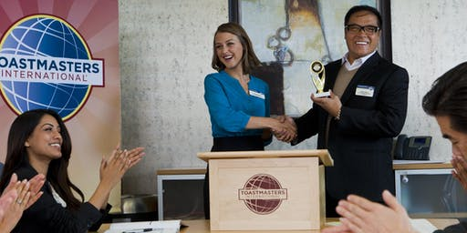Talk of Alliston Toastmasters