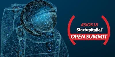 StartupItalia! Open Summit 2018