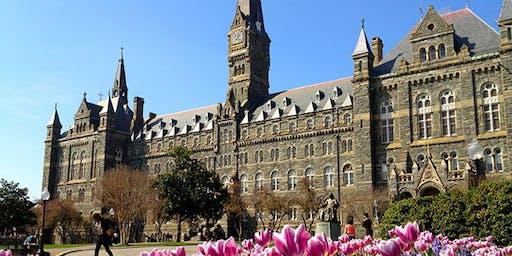 School of Foreign Service Undergraduate Program Prospective Student Session
