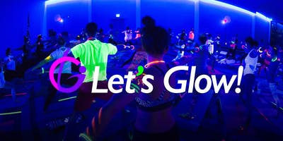 Let's Glow!  Glow-In-The-Dark Yoga at Mall of America
