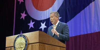 Governor John Kasich (R-OH) Addresses America's Foreign Policy