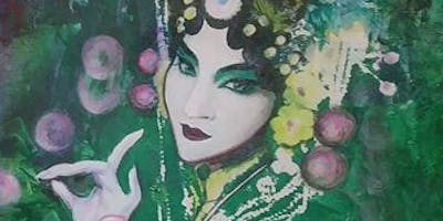 Opening Reception for Mesmerizing Show of Art Work by Jane Yin