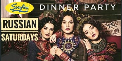 Miami July 15 2018 Russian Saturdays Dinner Party @ Serafina Restaurant 9pm