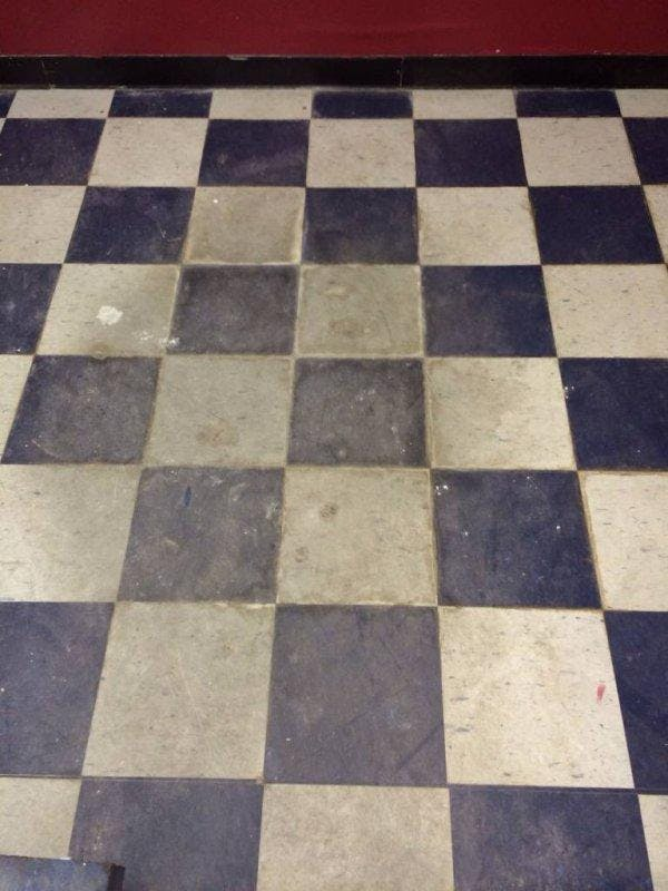 How To Clean Polish Restore Resilient Floors Hands On 91818