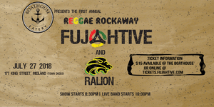 Fujahtive & RaLion Cottage Country Jam
