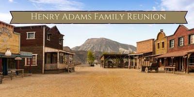 Henry Adams Family Reunion & Beverly Jenkins Pajama Party