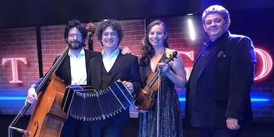 An evening with an Argentine Tango Quartet: Payadora Tango Ensemble