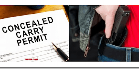 Basic and Enhanced Concealed Carry Class Options tickets