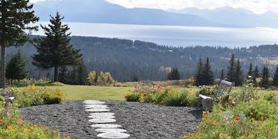 American Grown Field to Vase Dinner Homer, Alaska