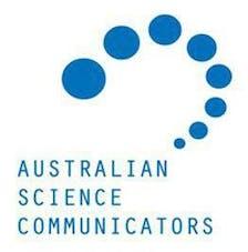 Australian Science Communicators logo