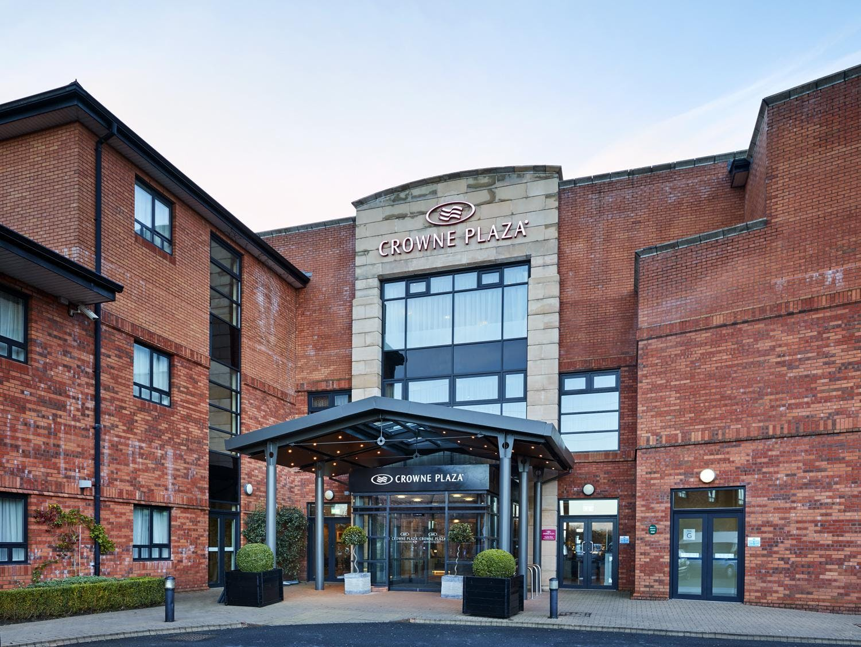 Northern Ireland, Dynamic Planner Training Academy, Belfast, Crowne Plaza