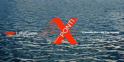 TEDxLakeComo 2018: Ponti