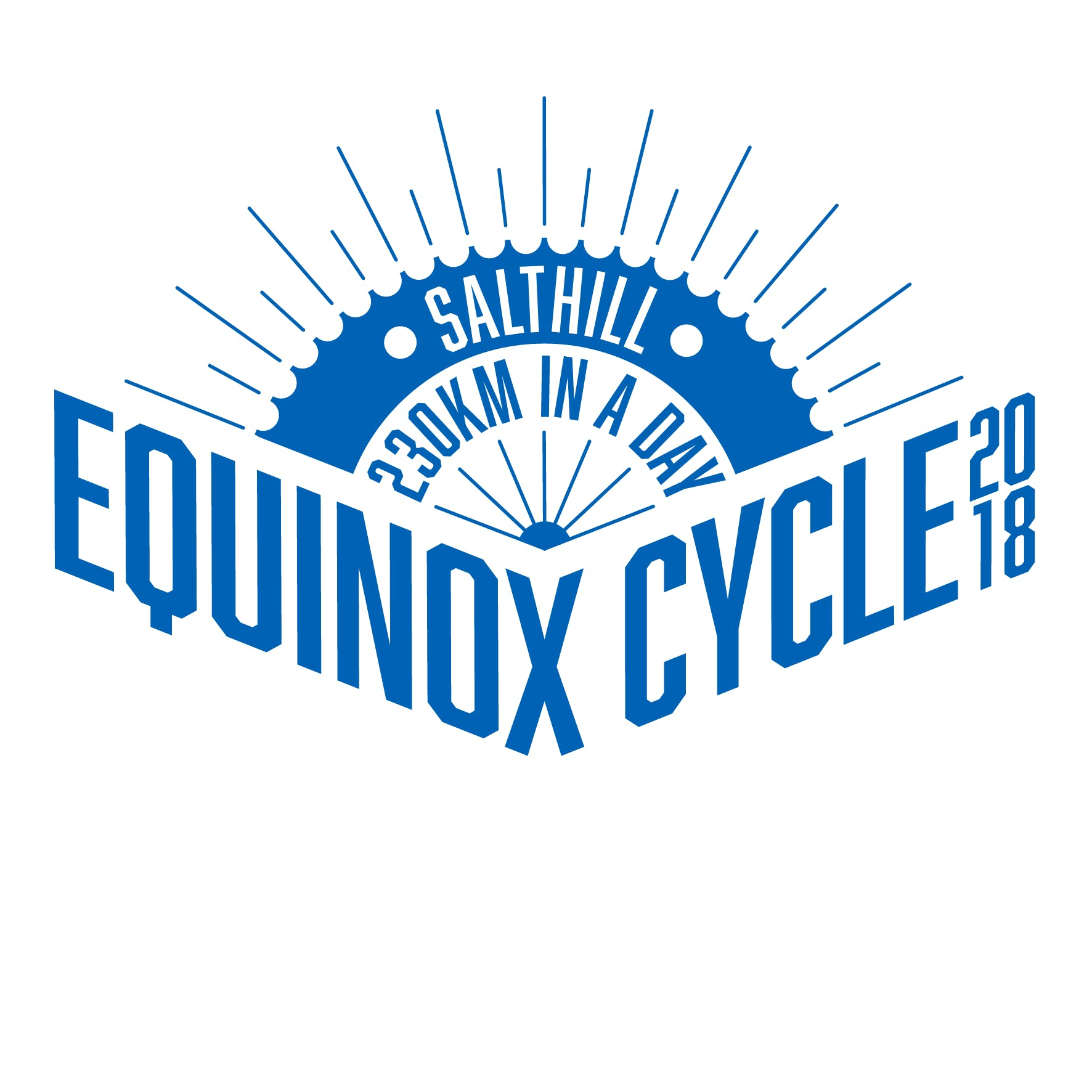 Equinox Cycle 2018 (230k in a day)