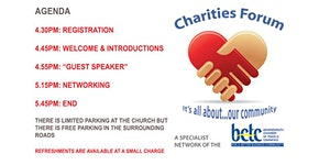 BCTC Charities Forum Meeting - November 2018
