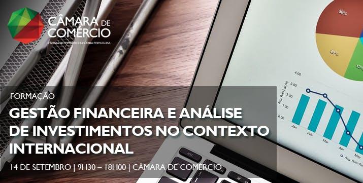 GESTÃO FINANCEIRA E ANÁLISE DE INVESTIMENTOS