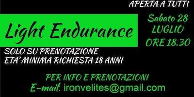 IRON VELITES LIGHT ENDURANCE by Italian BLADE