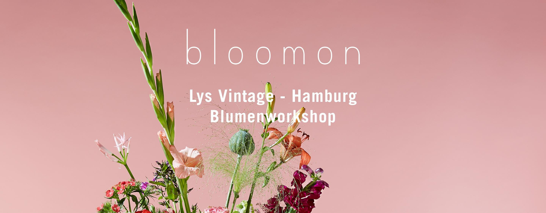 bloomon Workshop 23. August | Hamburg, LYS Vi
